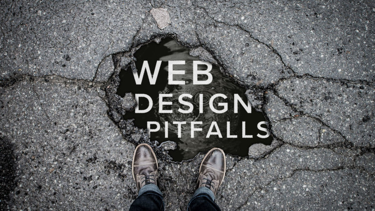 Common Pitfalls When Designing a Website